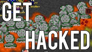 CrazyClient v420 x27 0 0) 059 Client (x28 0 5) [RotMG Hacked