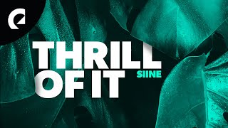 Thrill Of It - Siine feat. Frank Moody