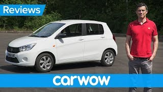 Suzuki Celerio 2018 in-depth review | Mat Watson Reviews
