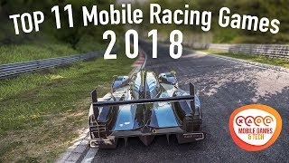 Top 11 iOS Android Racing Games For Car Lovers 2018 High Graphics