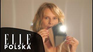 Magdalena Cielecka - mówi o ważnych dla siebie częściach ciała | ELLE Polska