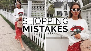 10 Biggest Shopping Mistakes Women Make | Stop Wasting Your Money!