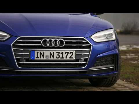 Audi A5 Sportback Лифтбек класса D - рекламное видео 5