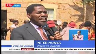 Peter Munya azidi kukana madai ya njama ya kumuua Naibu rais William Ruto