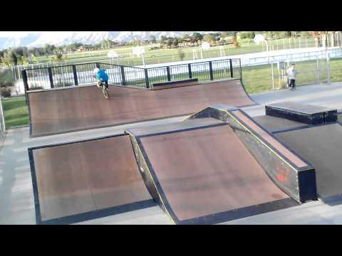 Rifle skatepark