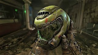 DOOM ETERNAL Gameplay Demo (Quakecon 2018)