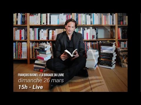 Vidéo de François Busnel
