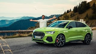 I Drive The Audi RS Q3 For The First Time!