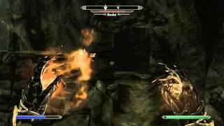 Skyrim Staff of Magnus problem