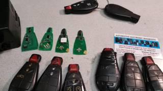 Why Chrysler Dodge Jeep Fobik Keyless Remote Break stop working won't start vehicle