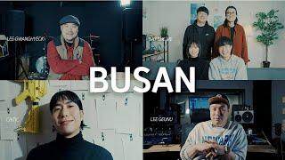 Busan Streaming List - Artist Making