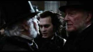 Sweeney Todd: The Demon Barber of Fleet Street Trailer Image