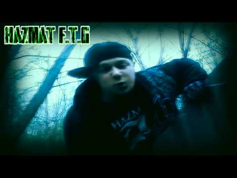 Hazmat F.T.G. You Think I'd Give A #@!% Official Music Video