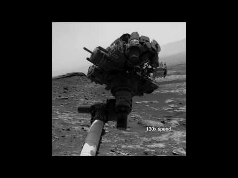 This Is How a Martian Rover Shoots Itself
