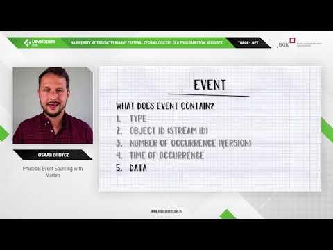 Practical Event Sourcing with Marten (EN)