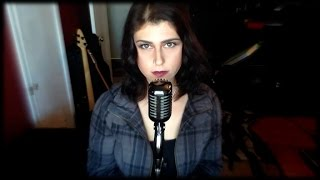 Alone Again - Dokken (Karly C Cover)