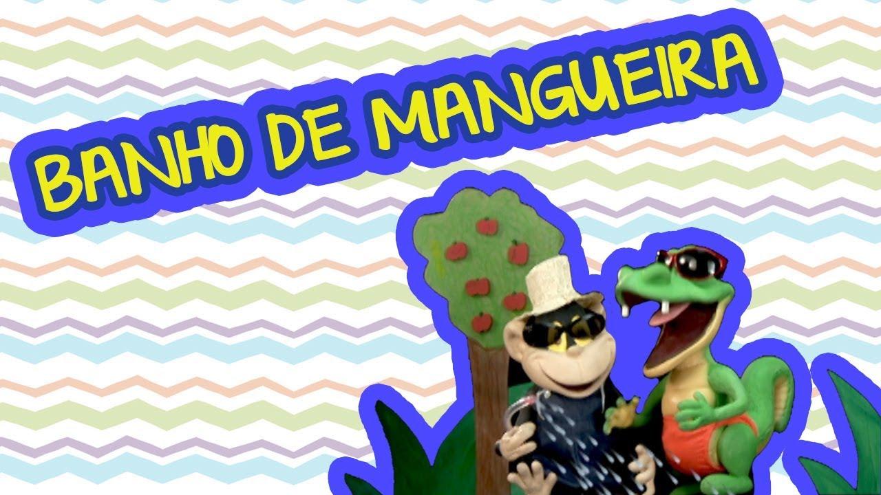 BANHO DE MANGUEIRA | BEBÊ MAIS CASA