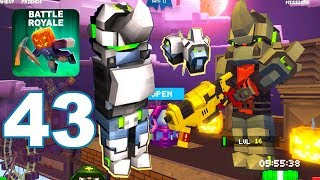 Mad GunZ - Gameplay Walkthrough Part 43 - New Set Armor Rhino (Android Games)