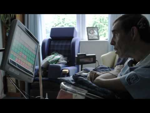 Paralysed Man Is The First Person To Tweet With His Eyes