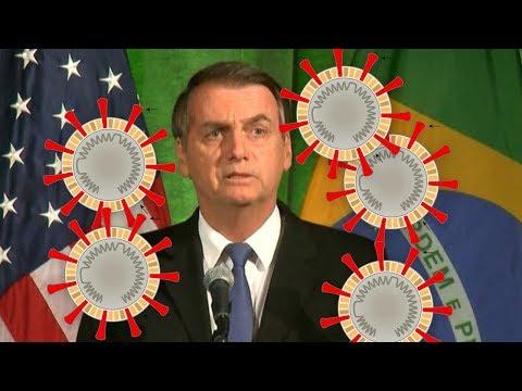 Bolsonaro Has Coronavirus