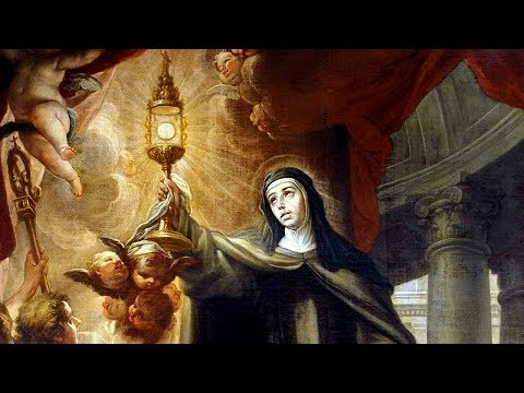 St. Clare of Assisi - Saints & Angels - Catholic Online