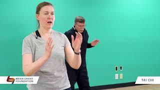 PARKINSON'S EXERCISE: TAI CHI (7 MINUTES)