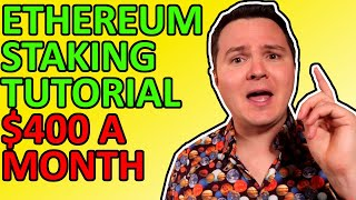 Was ist Etherum-Staking-Belohnungen?