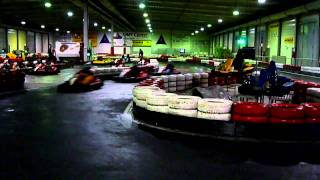 preview picture of video 'Kartfahren im Kartcenter Kottingbrunn'