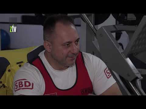 U teretani sa vicešampionom sveta u pauerliftingu