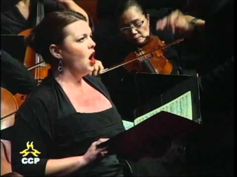 Soloist with the Philippine Philharmonic Orchestra. Liber Scriptus from Verdi's Requiem
