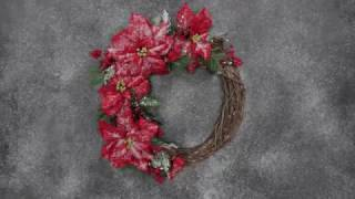 How To Make Handmade Holiday Wreaths With JOANN