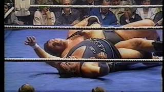 Otto Wanz vs. André The Giant 1987-12-19 - Full Match (HQ)