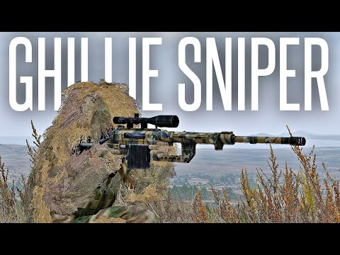 Download SOLO GHILLIE SNIPER PVP! - ArmA 3 Warlords Sniper Gameplay Mp4 HD Video and MP3