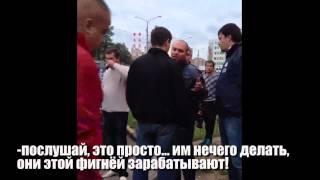 Коммерсанты против общественников в Химках