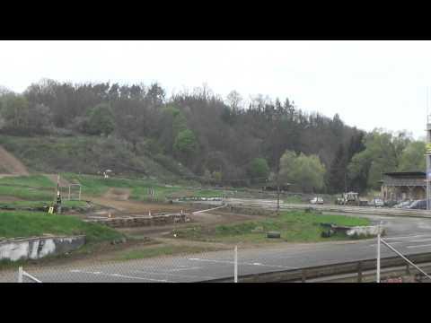Rallycross Cup v Sedlčanské kotlině