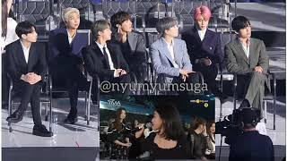 """[BANGTWICE] BTS Reaction To TWICE Interview At TMA """"The Fact Music Award"""" 190424 💙💜"""
