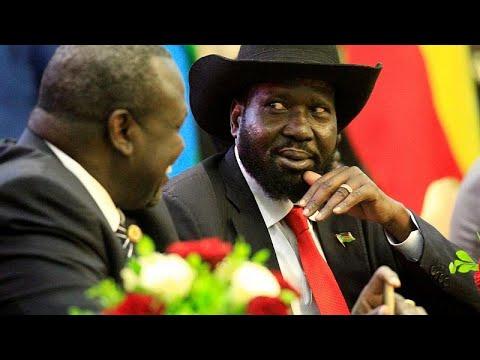 Νότιο Σουδάν: Μια «νέα εποχή ειρήνης» ξεκινάει