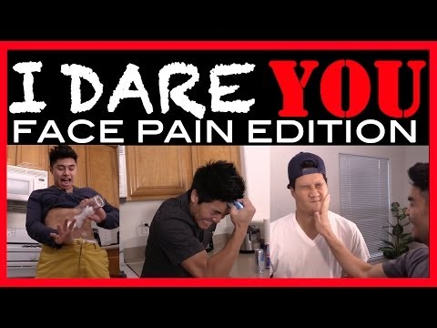 I Dare You: Face Pain!