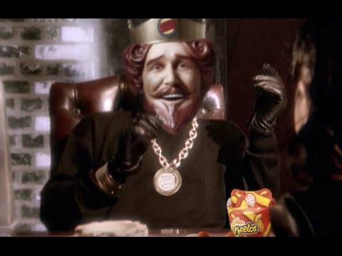 Burger King Commercial (2017) (Television Commercial)