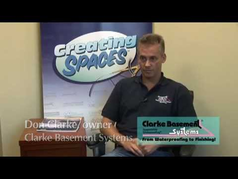 Basement Waterproofing and Crawl Space Repair Company in Ontario | Clarke Basement Systems