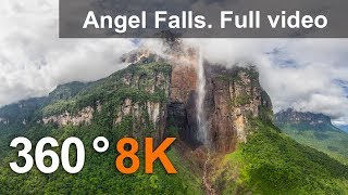 AirPano - Angel Falls, Venezuela