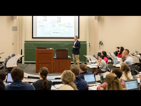 """""""The Law of Agency,"""" with University of Virginia School of Law Vice Dean George Geis"""