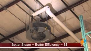 Steam Study / Studies for Industrial Boilers - Boiling Point