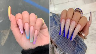 Cool Acrylic Nail Designs To Compliment Your Style  | The Best Nail Art Ideas