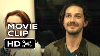 Charlie Countryman Movie CLIP - The Chase (2013) - Shia LaBeouf Movie HD
