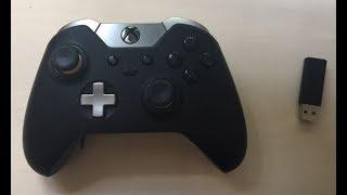 🚩 Xbox One геймпад отключается от ПК
