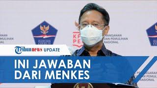 """Obat Covid-19 Tak Ada di Apotek, Begini Jawaban Menkes saat Ditelpon Jokowi: """"Nanti Saya Double Cek"""""""