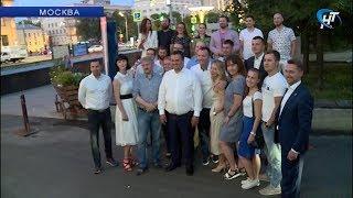 В Москве состоялась встреча лиги новгородских москвичей