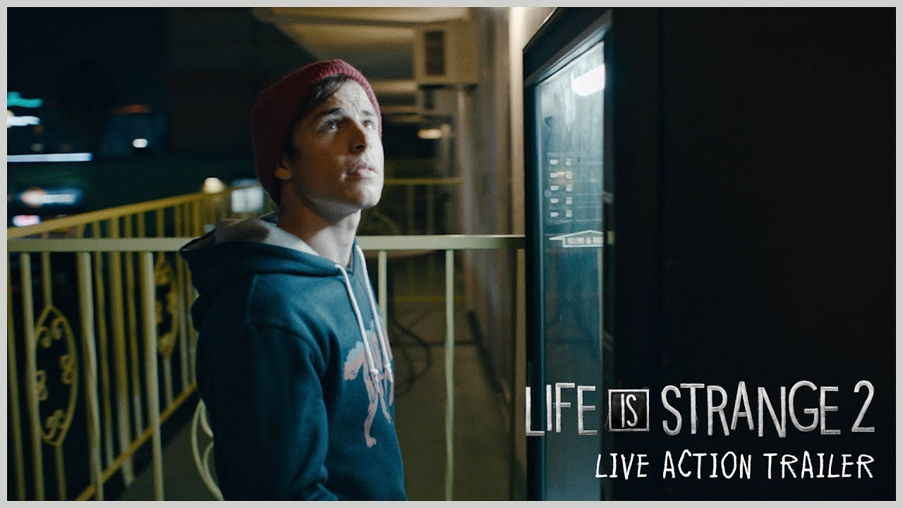 Life is Strange 2 Live Action Trailer