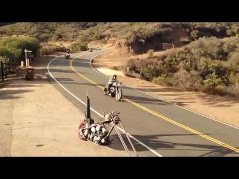 California Custom Motorcycle Riders – Choppers and Harleys